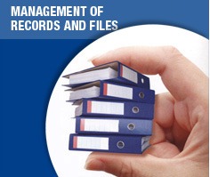 Management of Records and Files